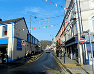 Llangefni Church Street